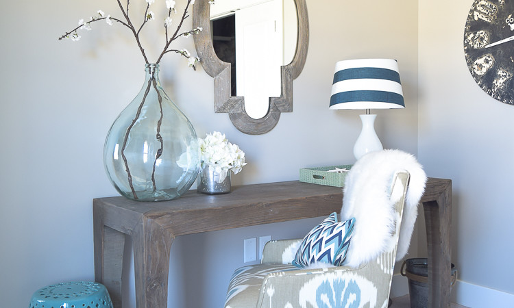 Shelf & Console Table Styling 101