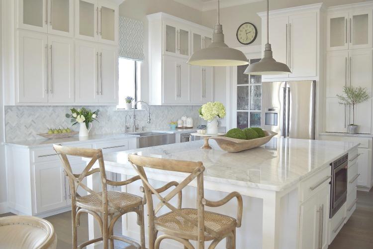 modern white kitchen zdesignathome
