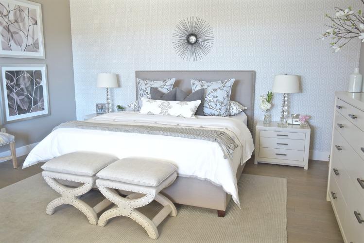 neutral master bedroom zdesignathome