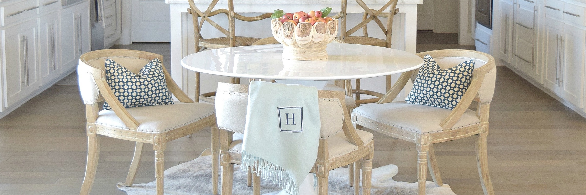 ... Zdesign White Kitchen Tulip Table ...