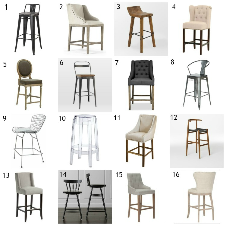 Bar Stool Basics My Faves Zdesign At Home