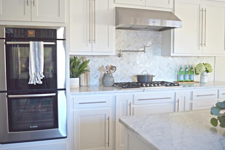 oven stove white kitchen white carr