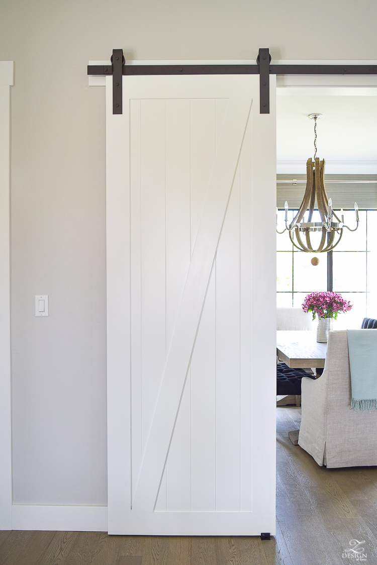 Artisan Hardware Barn Doors After-5