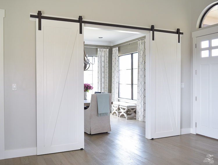 Artisan Hardware Barn Doors After-6