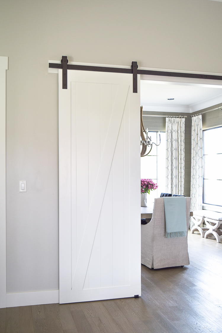 Artisan Hardware Barn Doors After-7