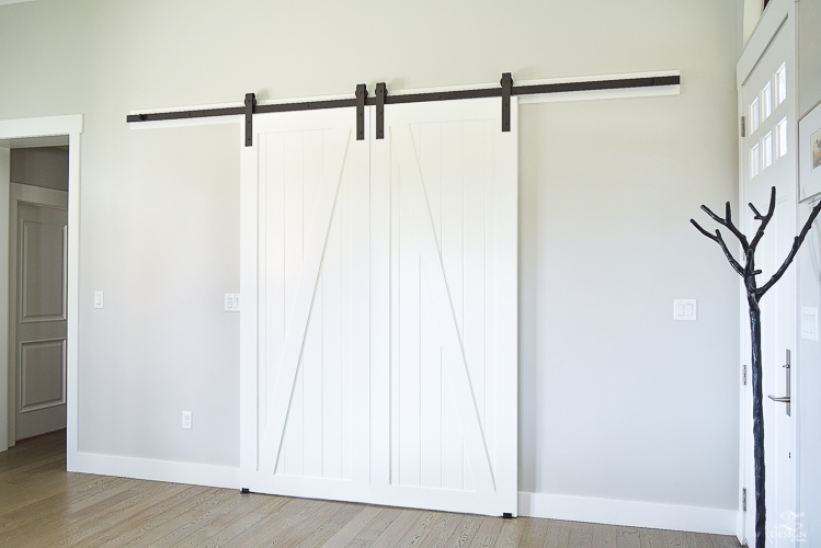 Artisan Hardware Barn Doors After2-1-2