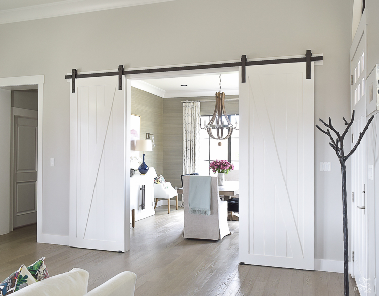 Artisan Hardware Barn Doors After2-3