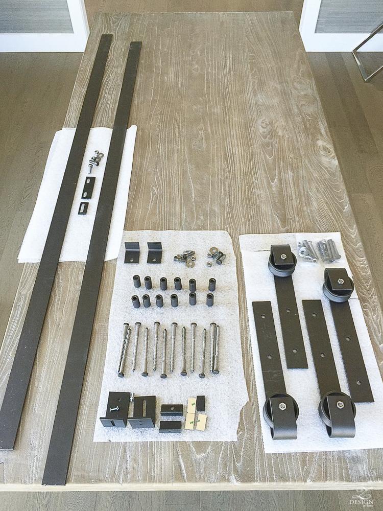 Artisan Hardware Barn Doors before-3