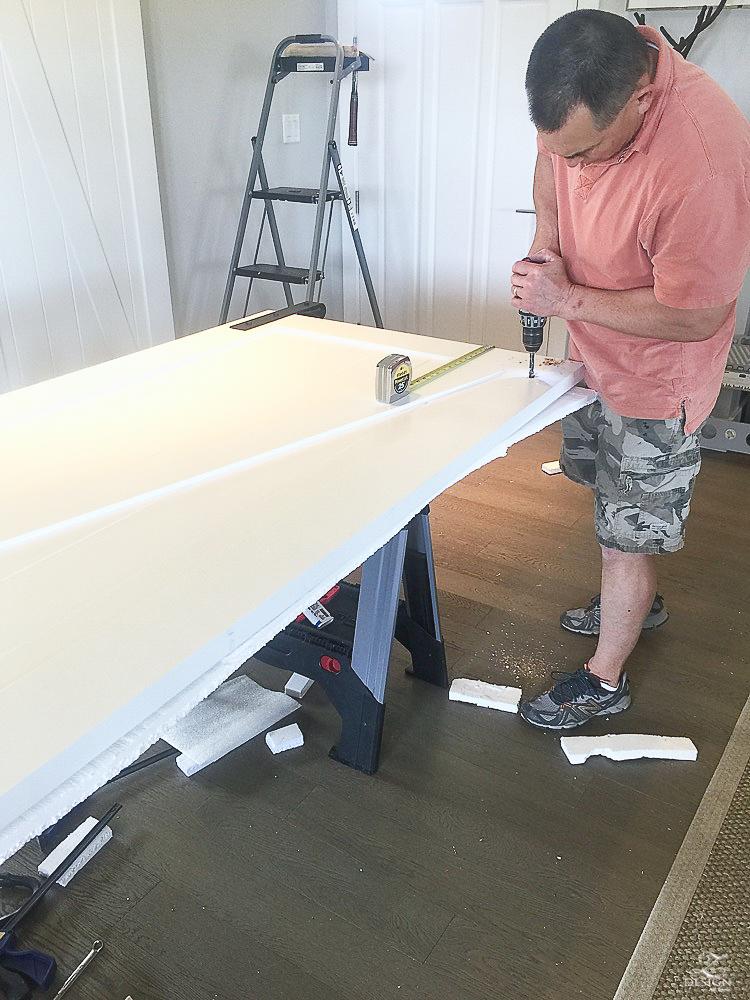 Artisan Hardware Barn Doors before-8