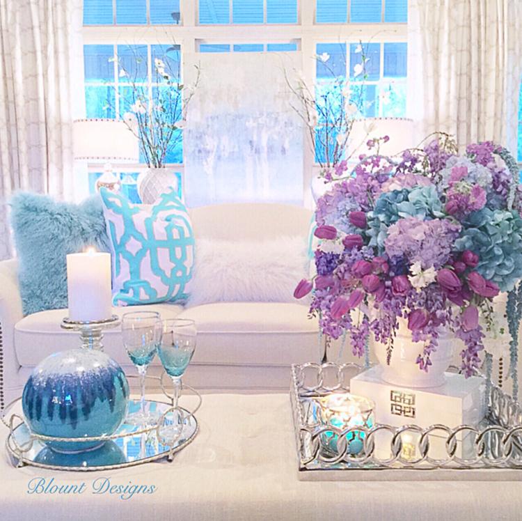 White vase challenge - @BlountDesigns