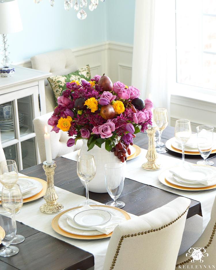White vase challenge - Kelley Nan