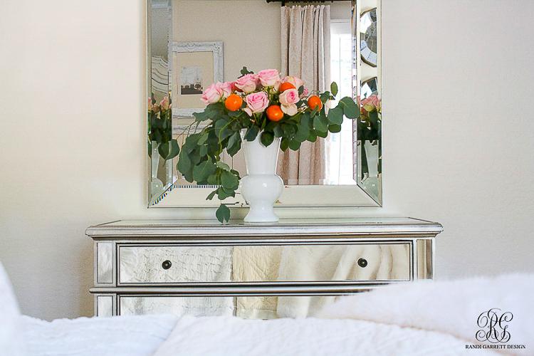 White vase challenge - Randi Garrett Design