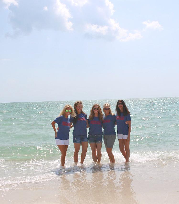 Blogger Beach Cottage Trip