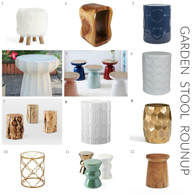 Garden Stool Roundup  sc 1 st  ZDesign At Home & The Versatility of the Garden Stool (+ my faves) - ZDesign At Home islam-shia.org