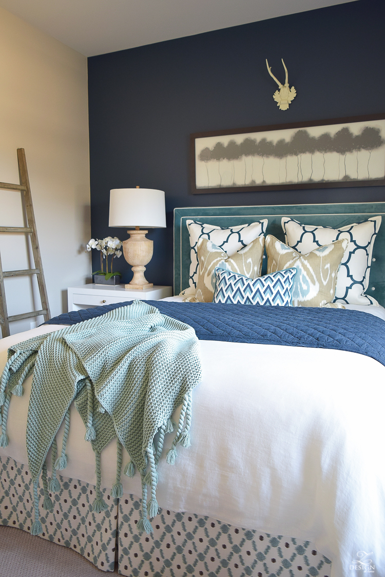 Geometric navy and white pillows kravet riad in navy pillows irate tan and turquoise pillow covers