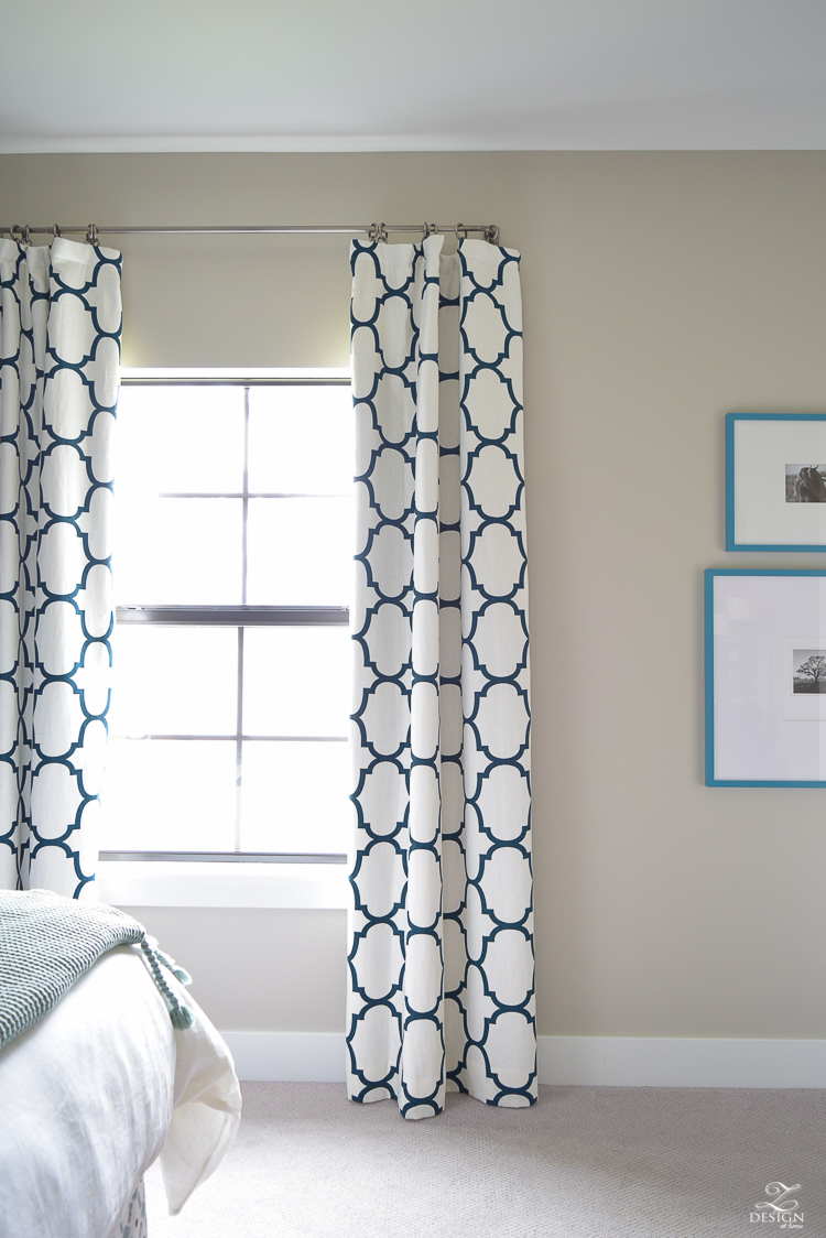 kravet riad linen custom curtains in navy how to know when to use what curtains-2