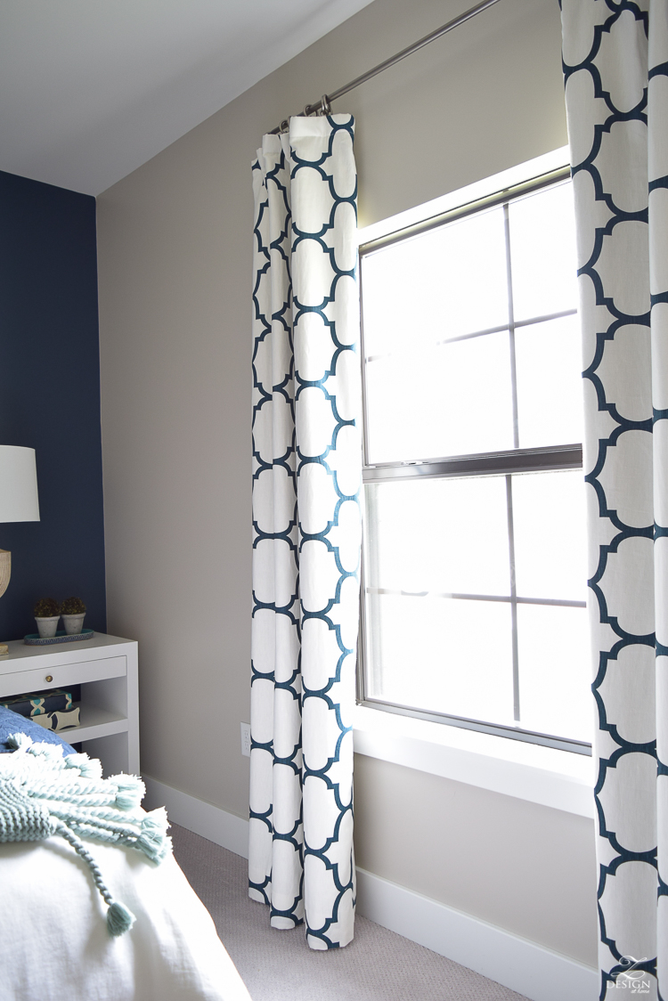 kravet riad linen custom curtains in navy how to know when to use what curtains-4