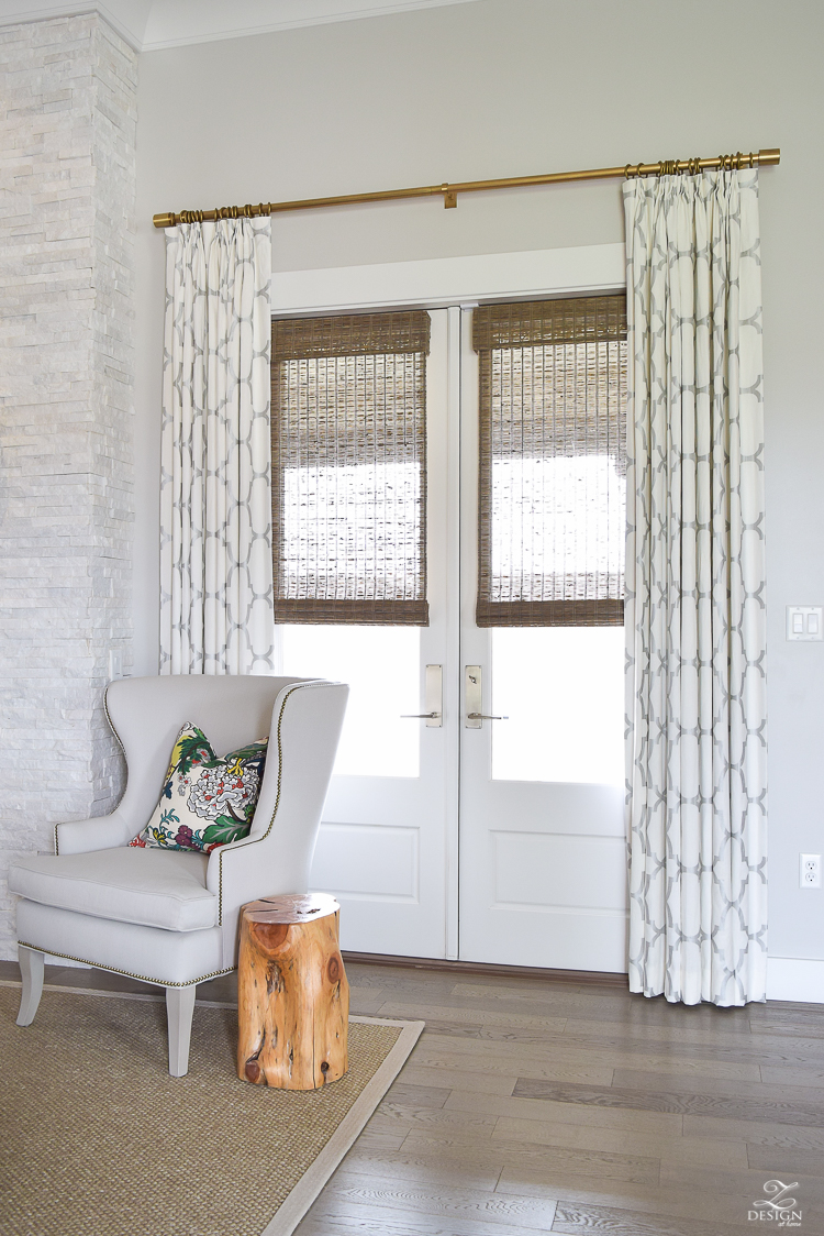 Linen Window Treatments - Kravet riad linen custom curtains in silver how to know when to use what curtains west