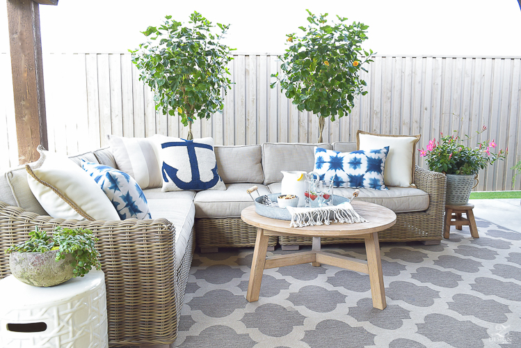 used restoration hardware outdoor furniture