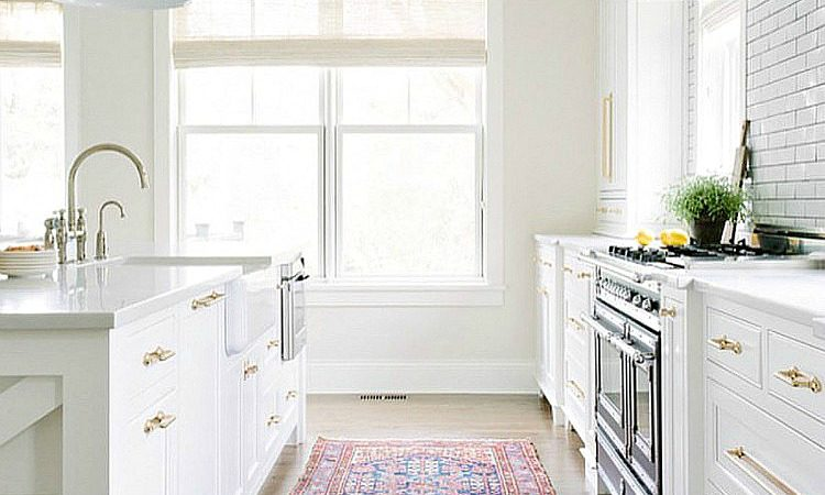 Finding The perfect Washed Vintage Inspired Rug