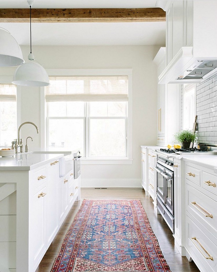 Finding The Perfect Washed Vintage Inspired Rug Zdesign At Home
