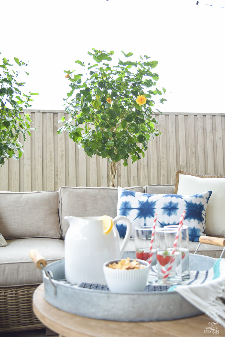 rh provence sectional outdoor entertaining