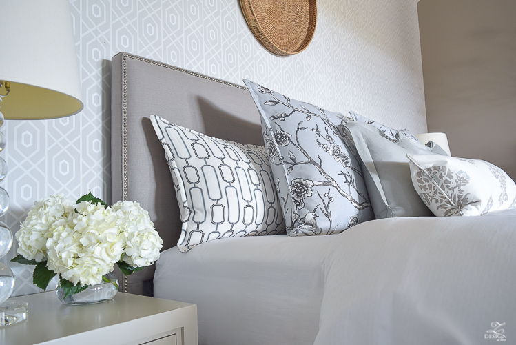 geometric and floral kravet pillow covers for sale