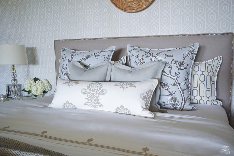 serena and lily medallion lumbar pillow cover
