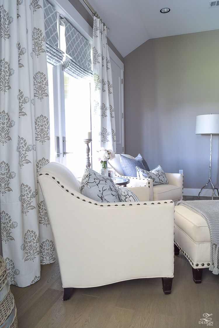 Neutral Transitional Master Bedroom sitting area-5