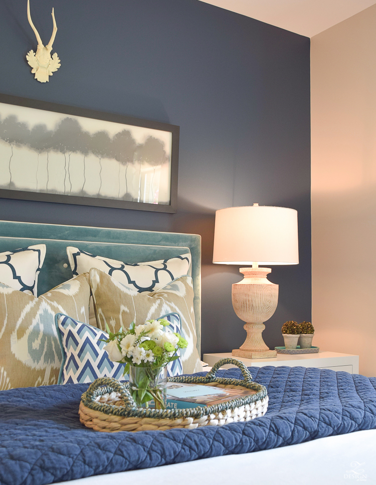 Simple Guest Bedroom 5 super simple tips for guest room readiness - zdesign at home