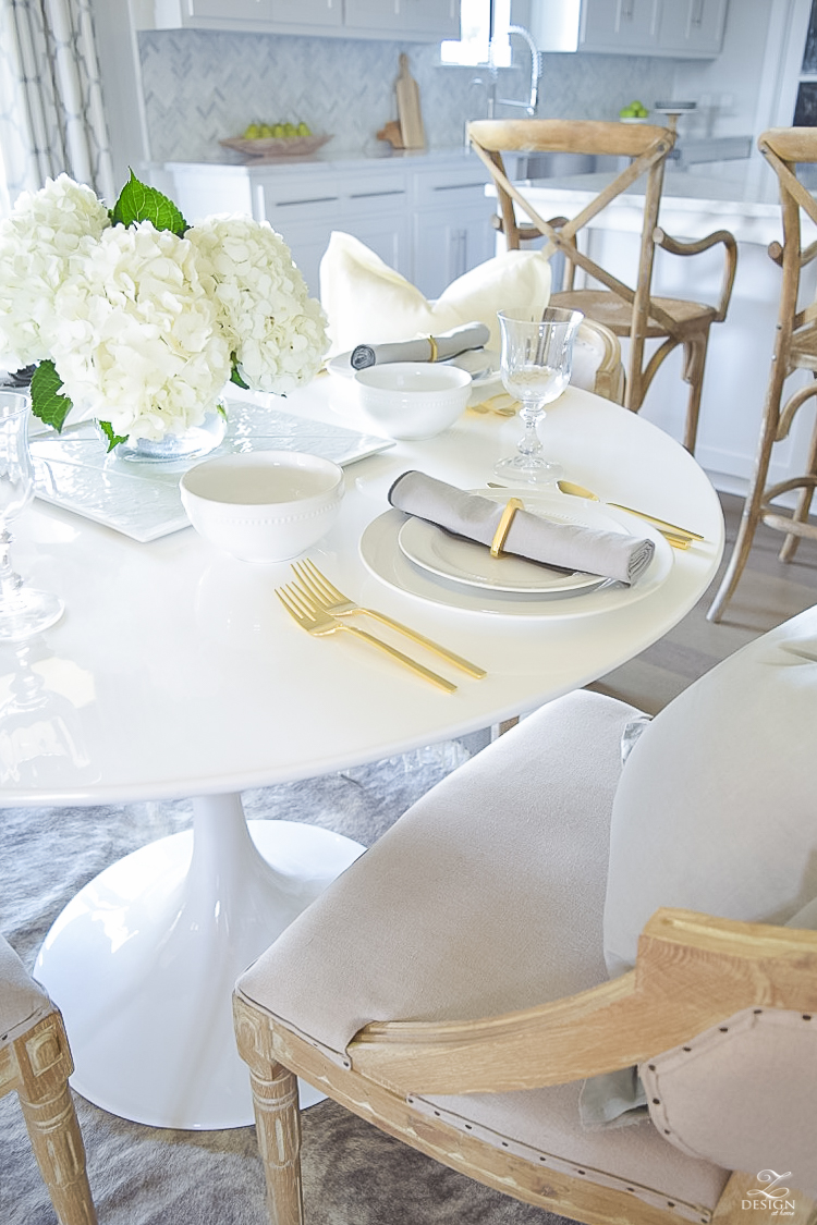 ZDesign Simple Summer White Table Scape-1-2