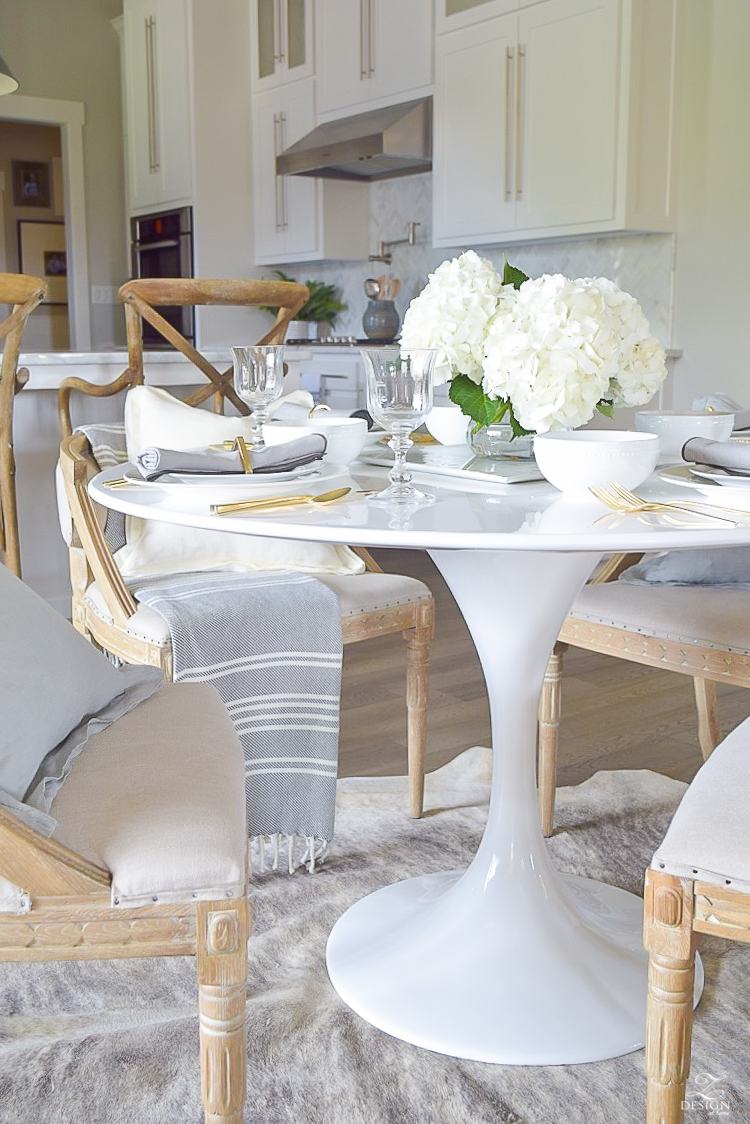 ZDesign Simple Summer White Table Scape-1-8
