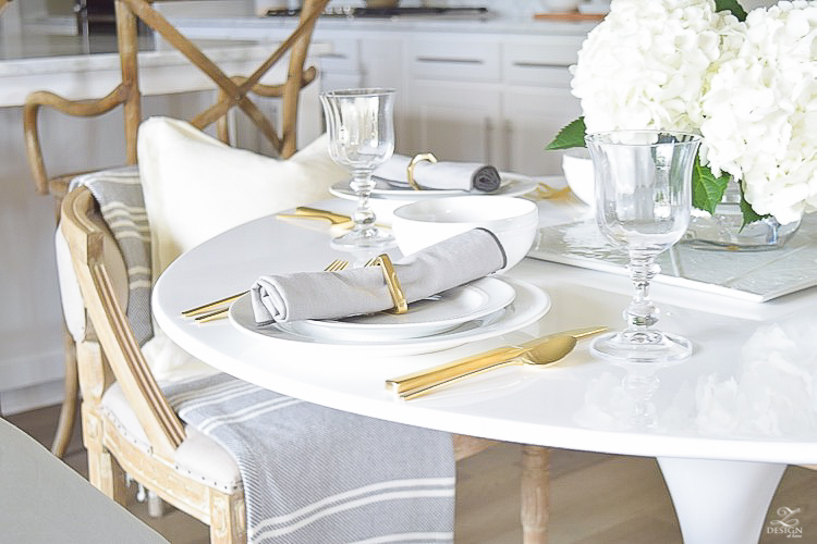 ZDesign Simple Summer White Table Scape-1-9