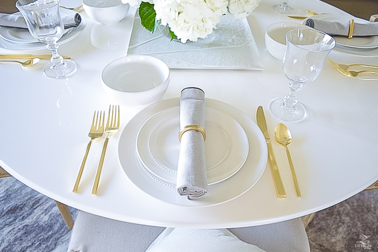 ZDesign Simple Summer White Table Scape-5