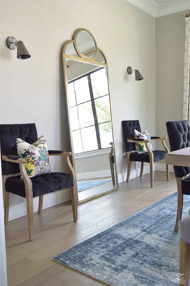 Dining Room Reveal Part 2 - ZDesign At Home