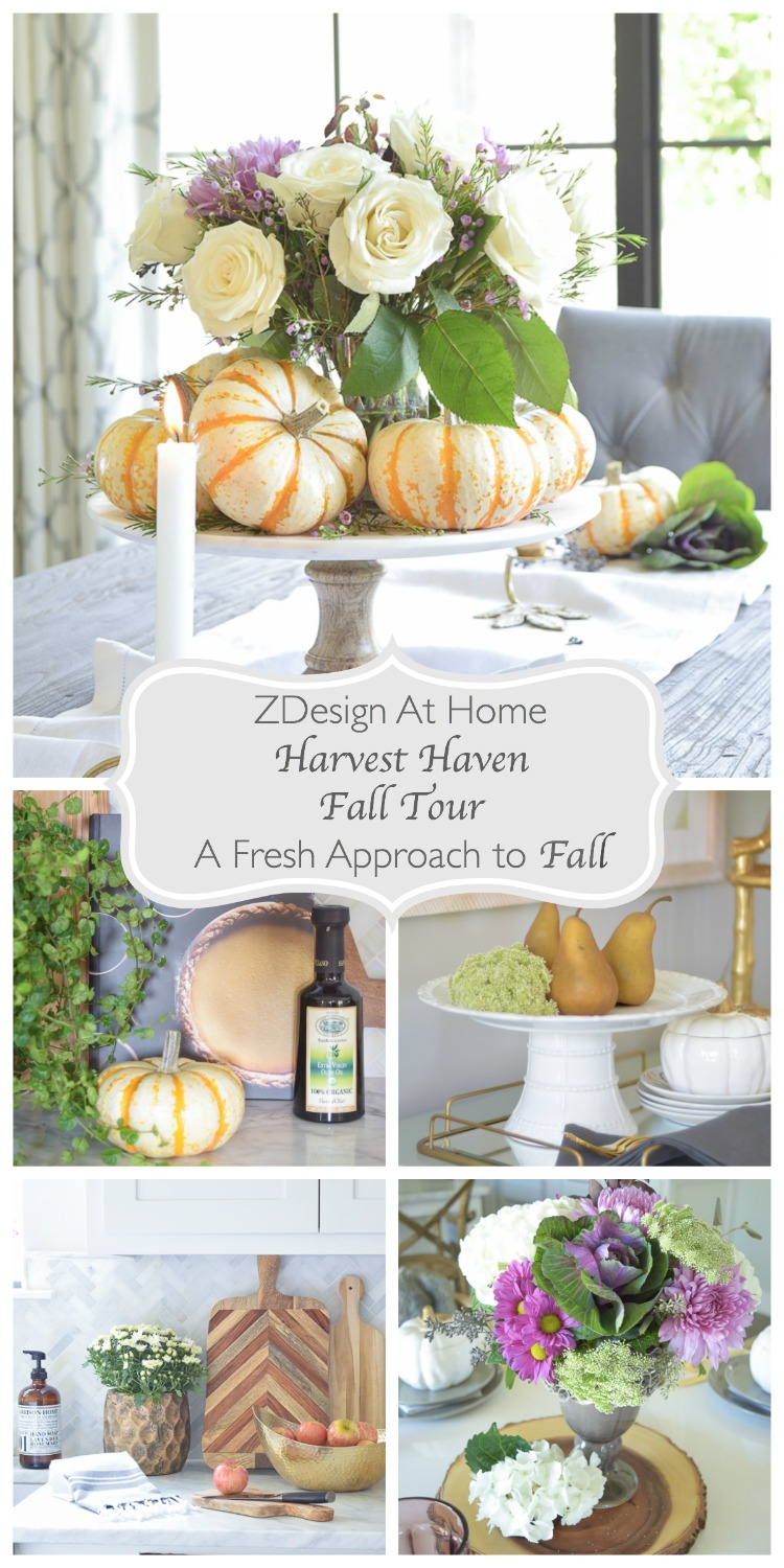 Harvest Haven fall home tour