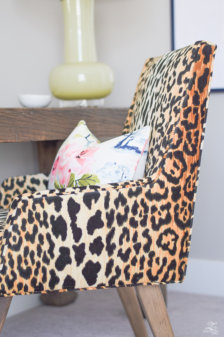 jamil-leopard-chair-desk-in-bedroom-cozy-chic-bedroom-makeover-1