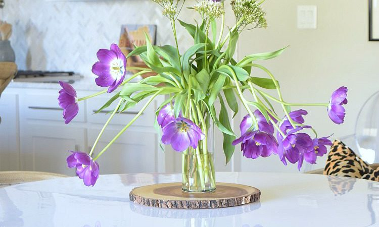 columbus-day-weekend-sales-purple-tulips