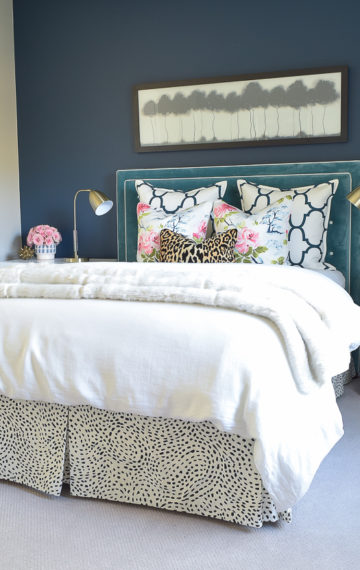 A Cozy, Chic Guest Room Retreat Update (Part 1)