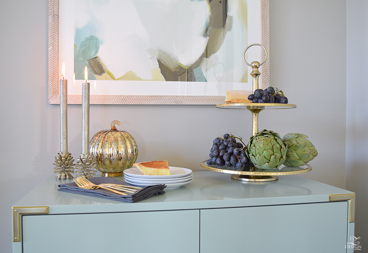 velvet-pumpkins-brass-tiered-tray-thanksgiving-tablescape-1