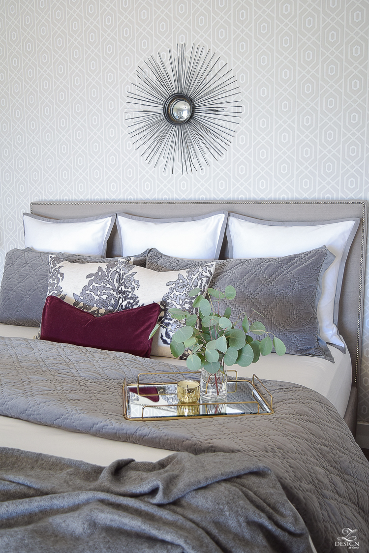 Fall Winter Master Bedroom Updates Zdesign At Home