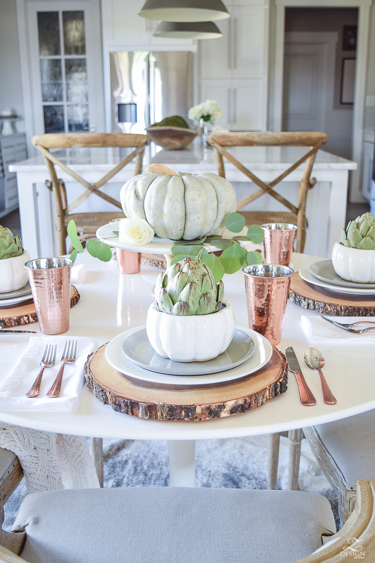 simple-thanksgiving-table-scape-copper-flatware-pumpkin-centerpiece-white-tulip-table-6