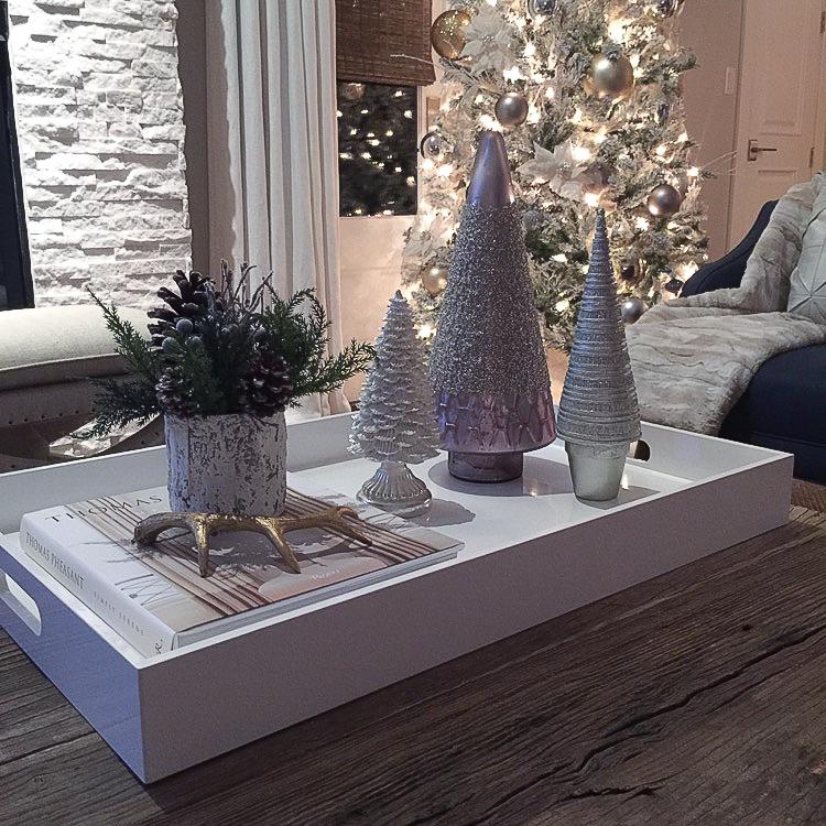 transitional-modern-christmas-decor-flocked-christmas-tree-modern-white-christmas-tree-2