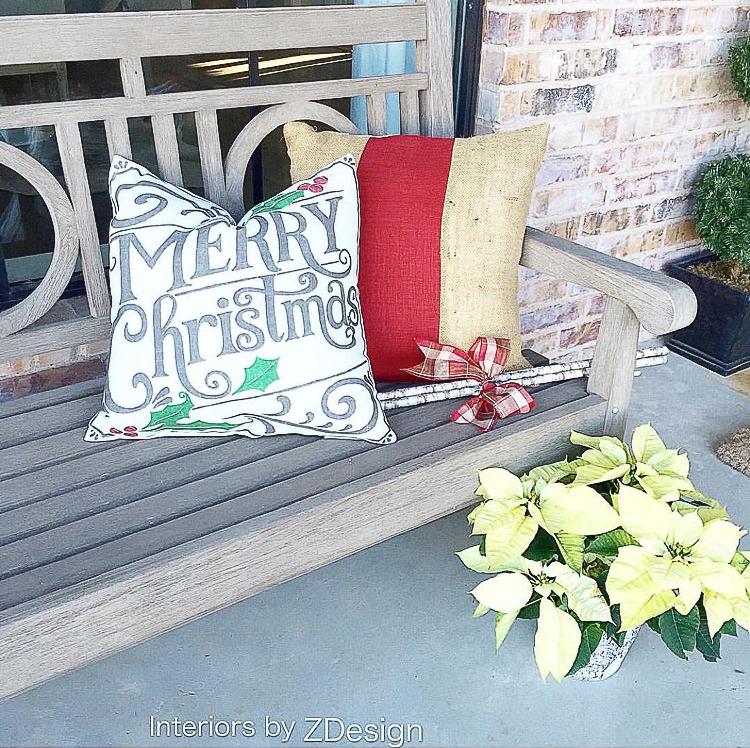 transitional-modern-christmas-decor-flocked-christmas-tree-modern-white-christmas-tree-2015-4