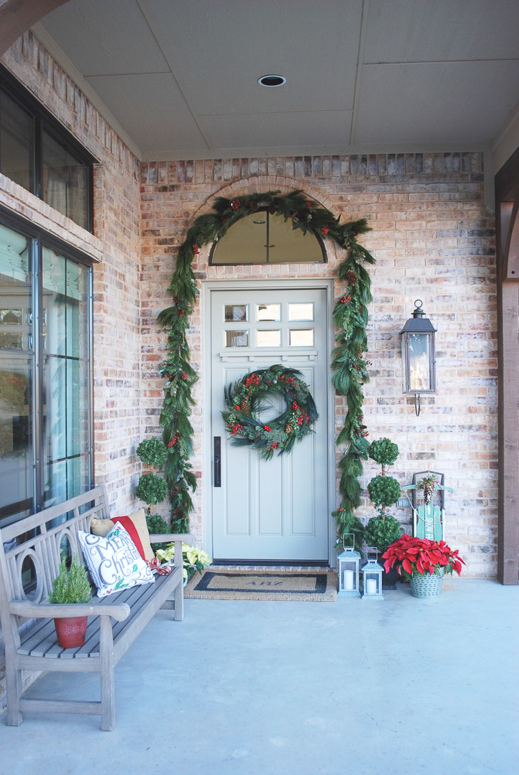 transitional-modern-christmas-decor-flocked-christmas-tree-modern-white-christmas-tree-9