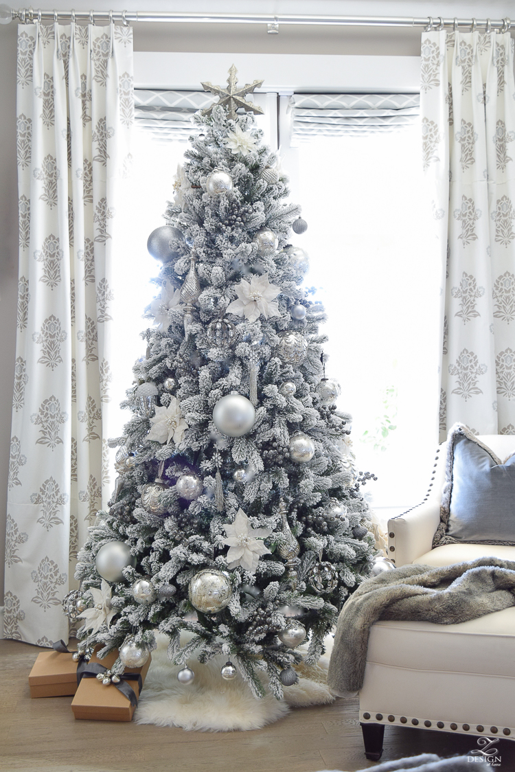Decked Amp Styled Holiday Tour A Christmas Bedroom