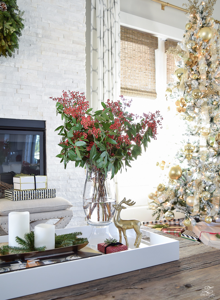 christmas-home-tour-coffee-table-styling-pepperberry-white-stone-on-fireplace-2