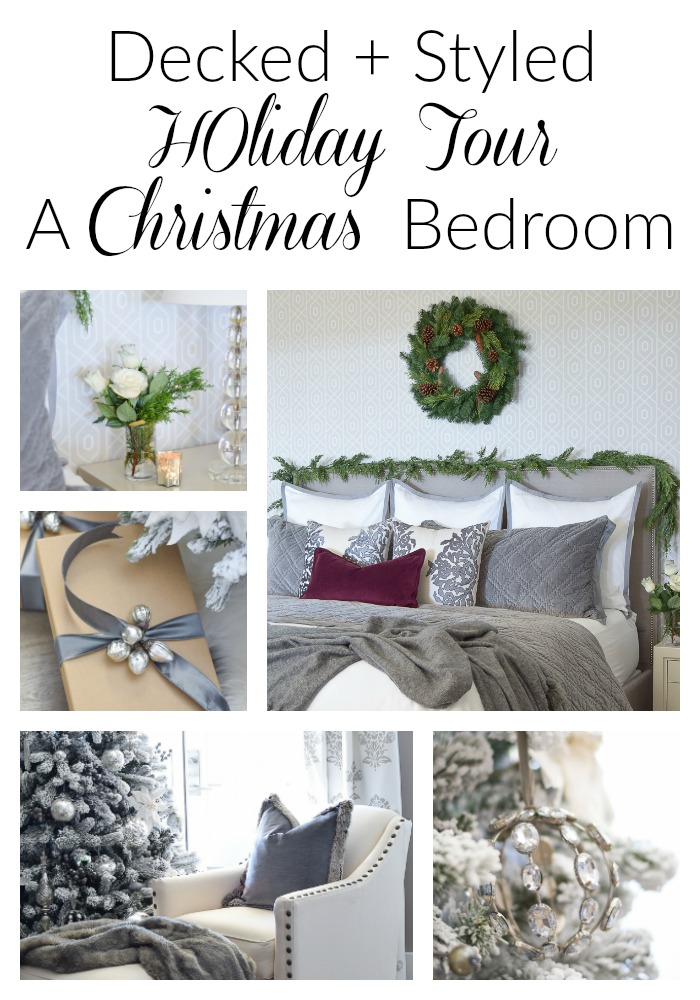 ZDesign At Home - A Christmas Bedroom Tour