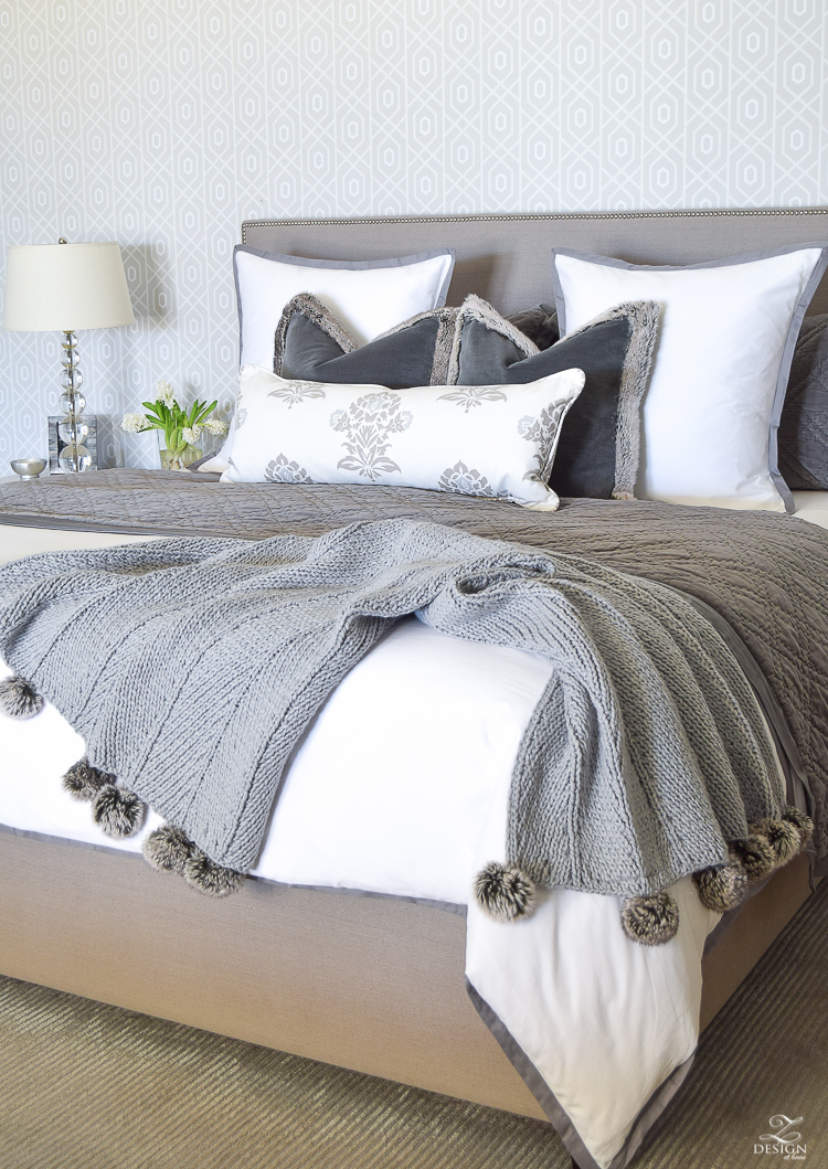 6 easy steps for making a beautiful bed zdesign at home for Beautiful bed designs