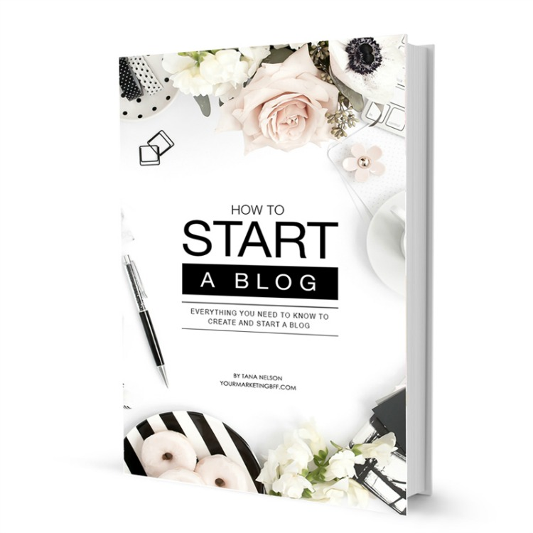 How To Start A Blog ebook-2